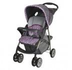 รถเข็นเด็ก Graco LiteRider Classic Connect Stroller และรถเข็นเด็กก้านร่ม Babies R Us Umbrella Stroller