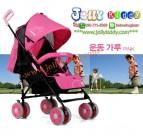 รถเข็นเด็ก seebaby GOLF Limited Edition สีชมพู ของใหม่มือหนึ่ง มี 2 สีให้เลือกค่ะ